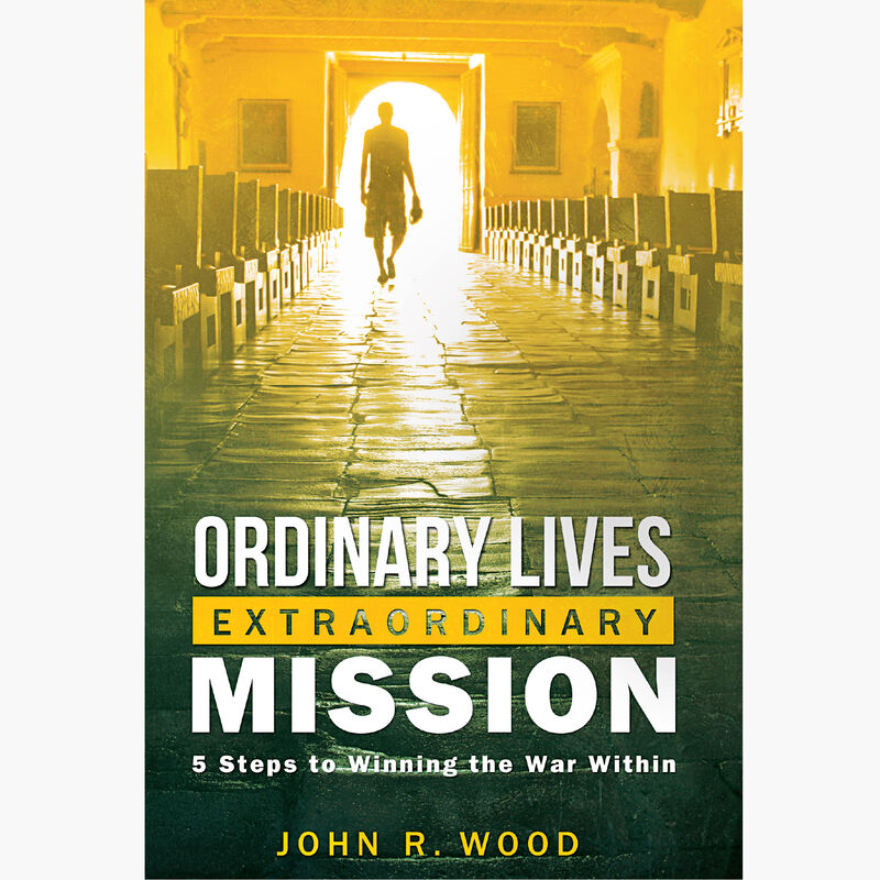 Ordinary Lives Extraordinary Mission image number 0