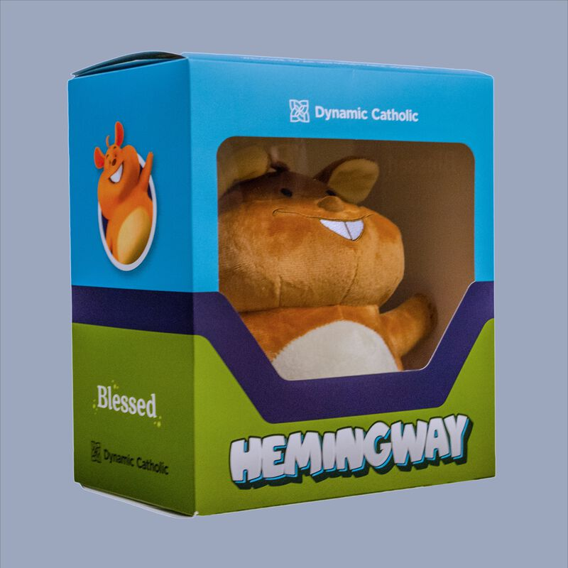 Hemingway Toy image number 0