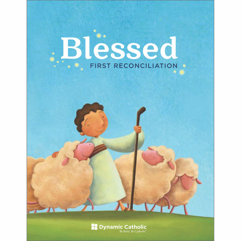 Product image for BLESSED First Reconciliation Workbook image number 0