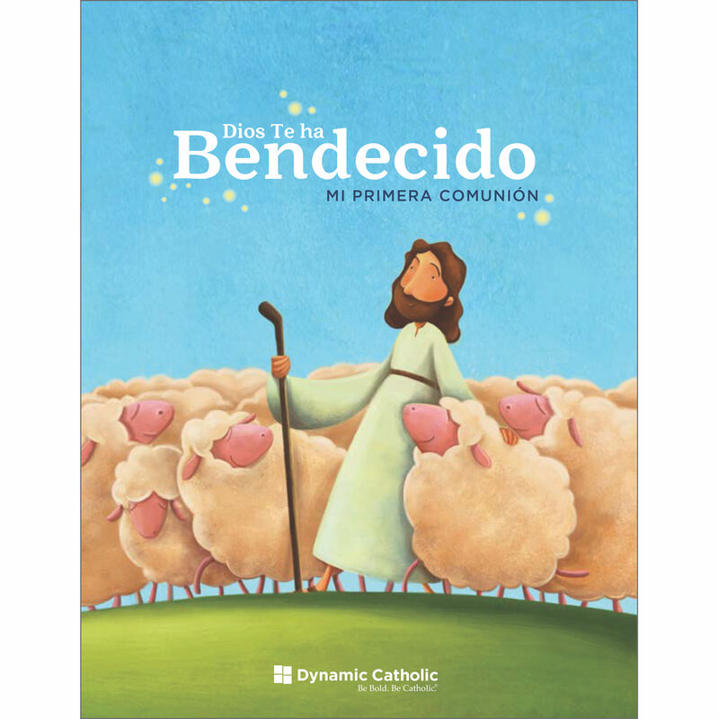 Product image for Bendecido Mi Primera Comunión Workbook image number 0