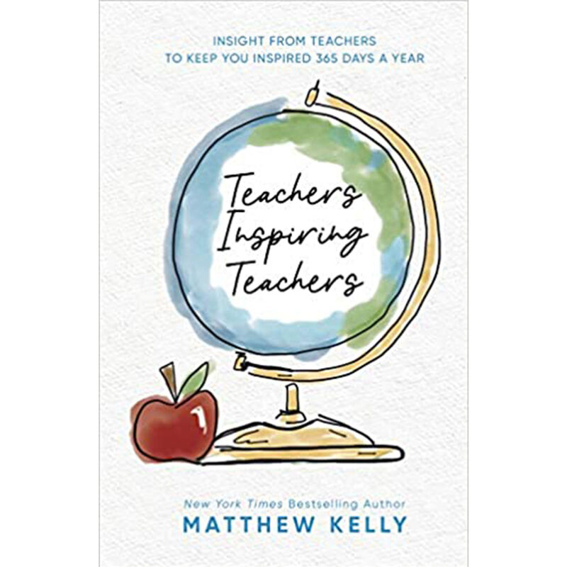Book cover for Teachers Inspiring Teachers by Dynamic Catholic image number 0