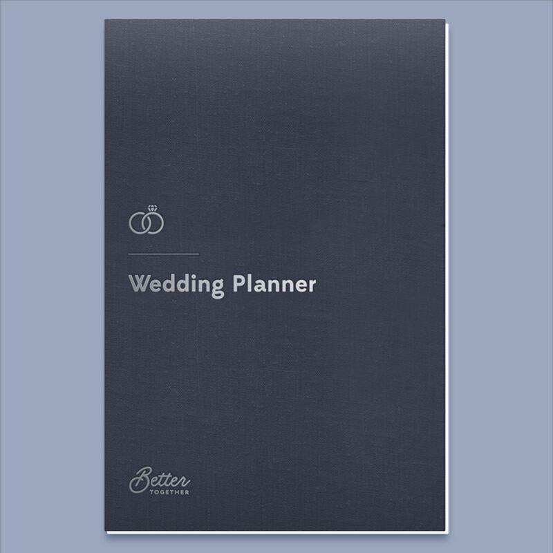 Better Together Wedding Planner image number 0