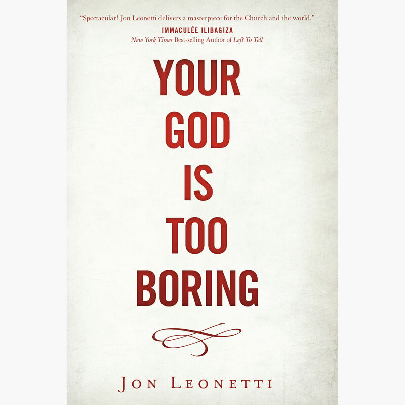 Your God is Too Boring image number 0