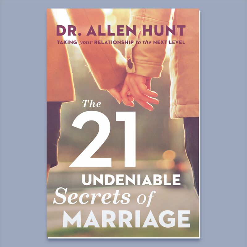 Product image for 21 Undeniable Secrets of Marriage image number 0