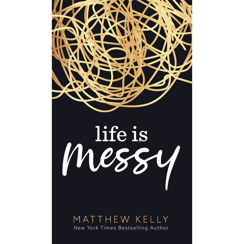 Purchase Life is Messy for your parish this Christmas! image number 0