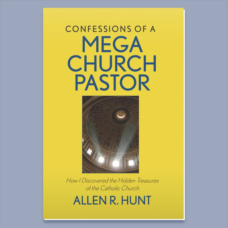 Confessions of a Mega Church Pastor by Allen Hunt image number 0