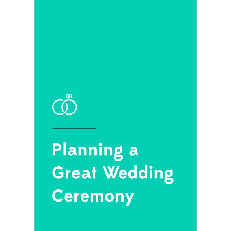 Better Together Wedding Ceremony Planner image number 0