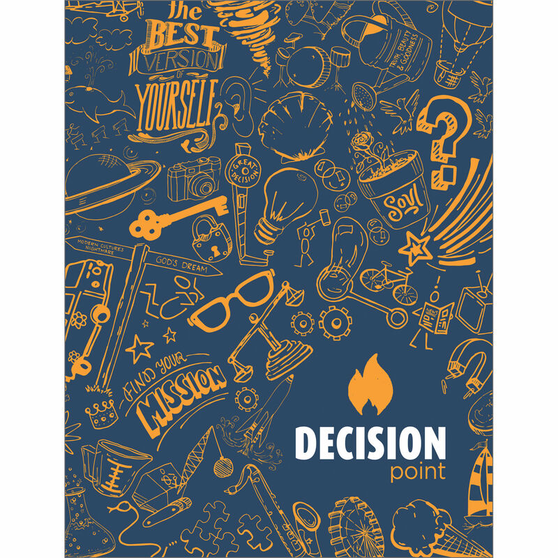 Product image for DECISION POINT Workbook image number 0
