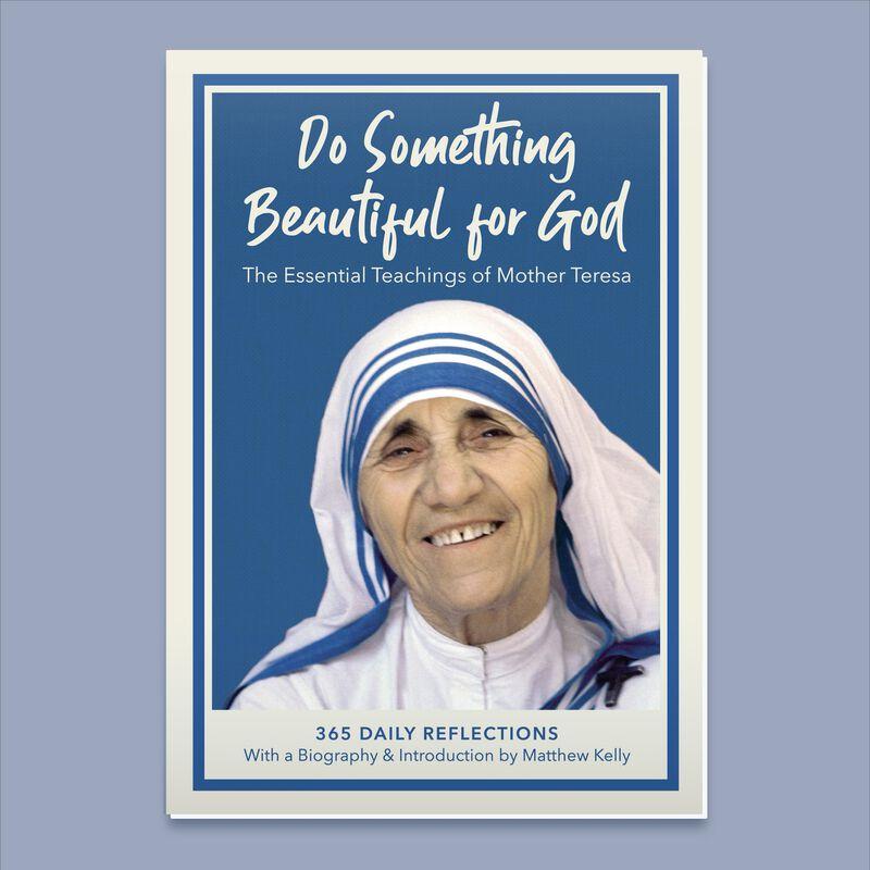 Do Something Beautiful For God Hardcover image number 0