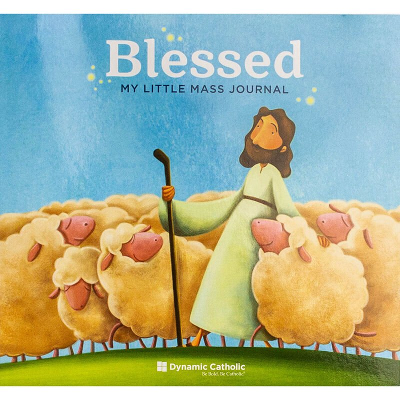 BLESSED My Little Mass Journal Product Image image number 0