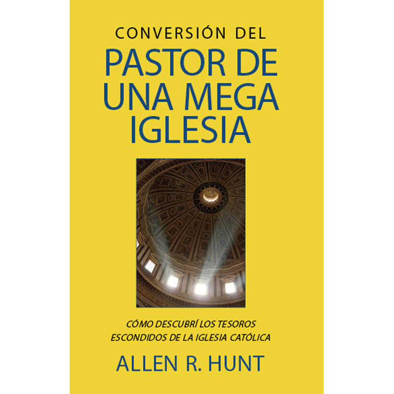 Conversión del Pastor de una Mega Iglesia image number 0