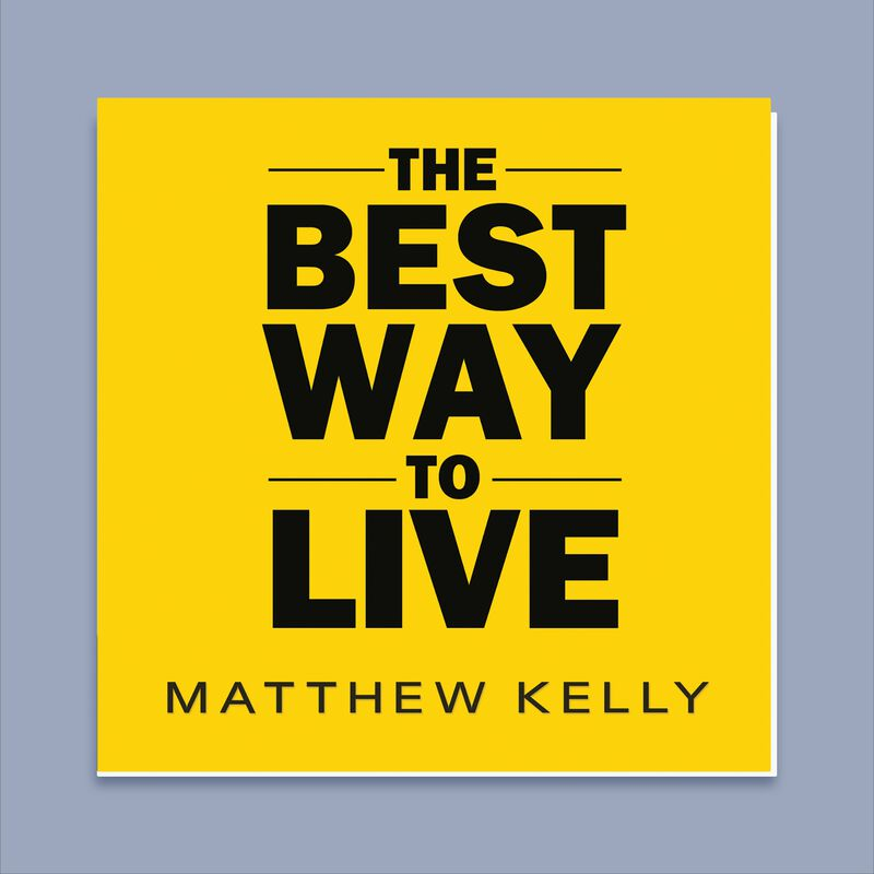The Best Way to Love CD By Matthew Kelly image number 0