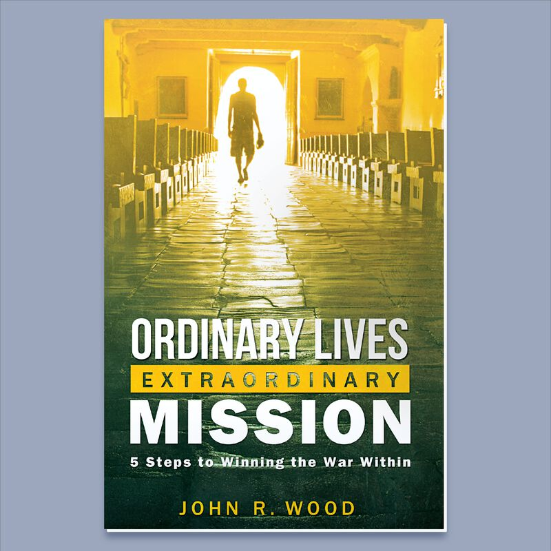 Ordinary Lives Extraordinary Mission by John Wood image number 0
