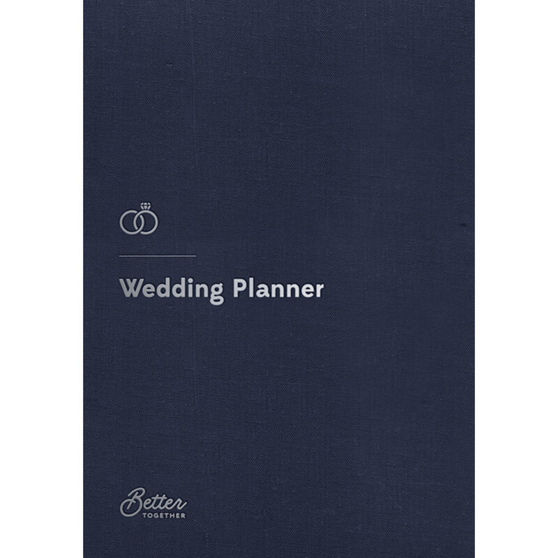 Better Together Wedding Planning Book image number 0