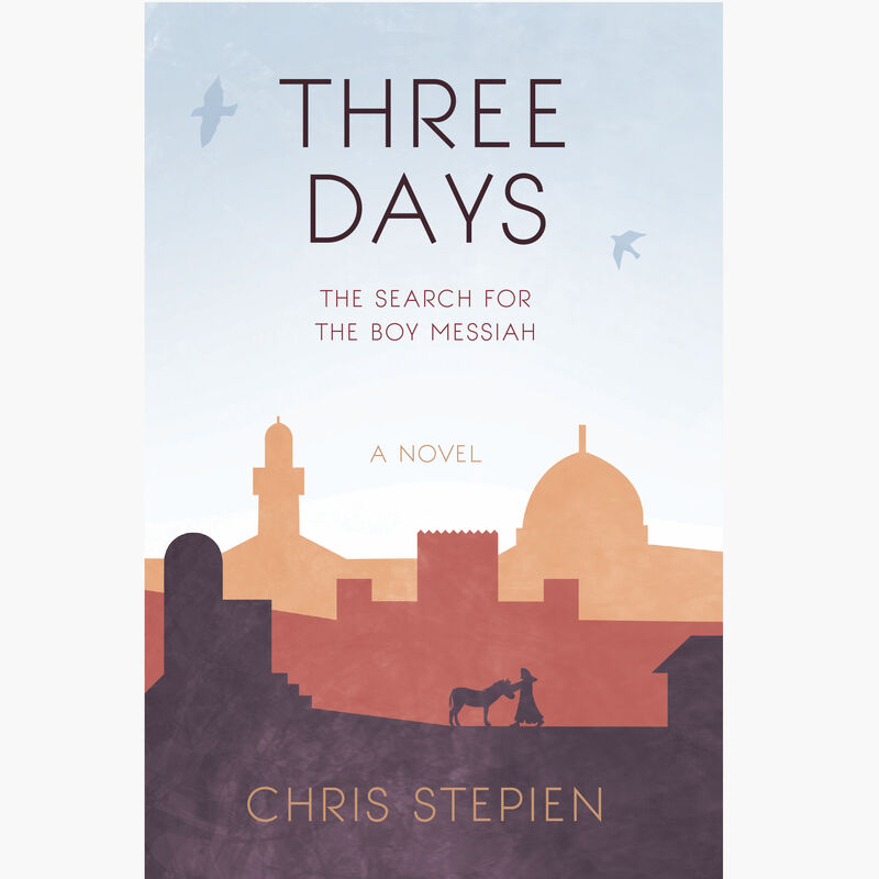 Book cover for Three Days by Chris Stepien image number 0