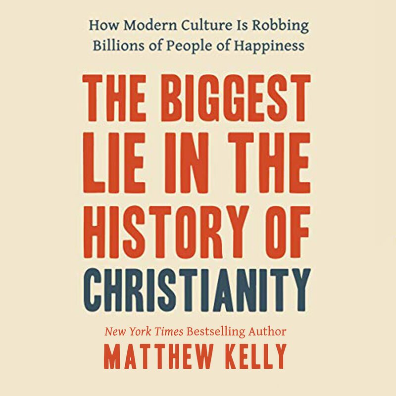 The Biggest Lie in the History of Christianity image number 0