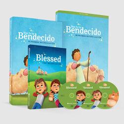 Bendecido Mi Primera Reconciliación Workbook
