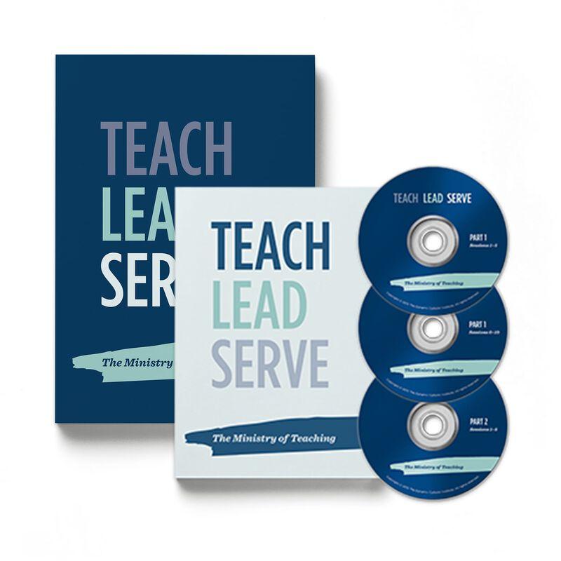Teach, Lead, Serve image number 0