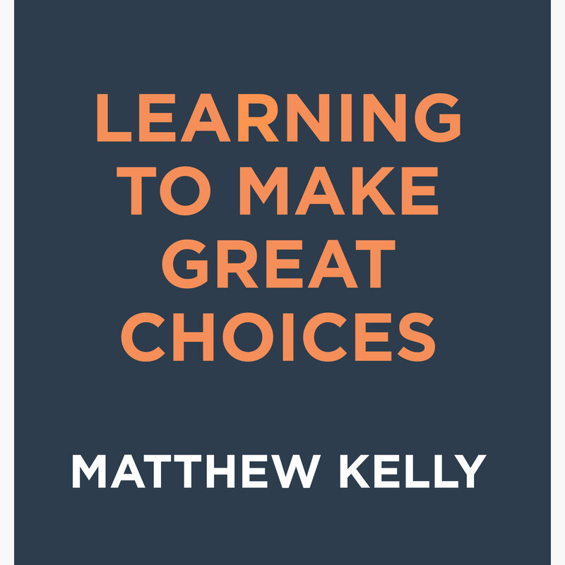 Learning to Make Great Choices image number 0
