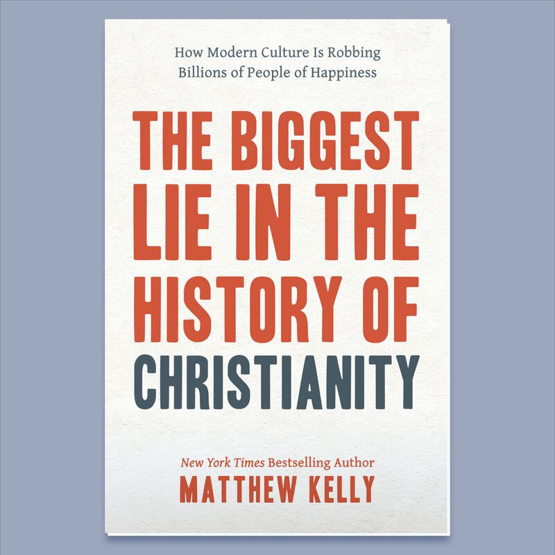 Product image for The Biggest Lie in the History of Christianity image number 1