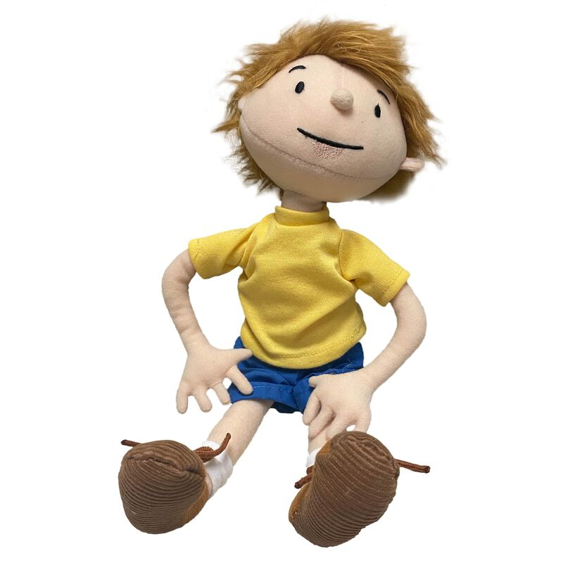 Plush Max doll from Matthew Kelly's book Why Am I Here image number 0