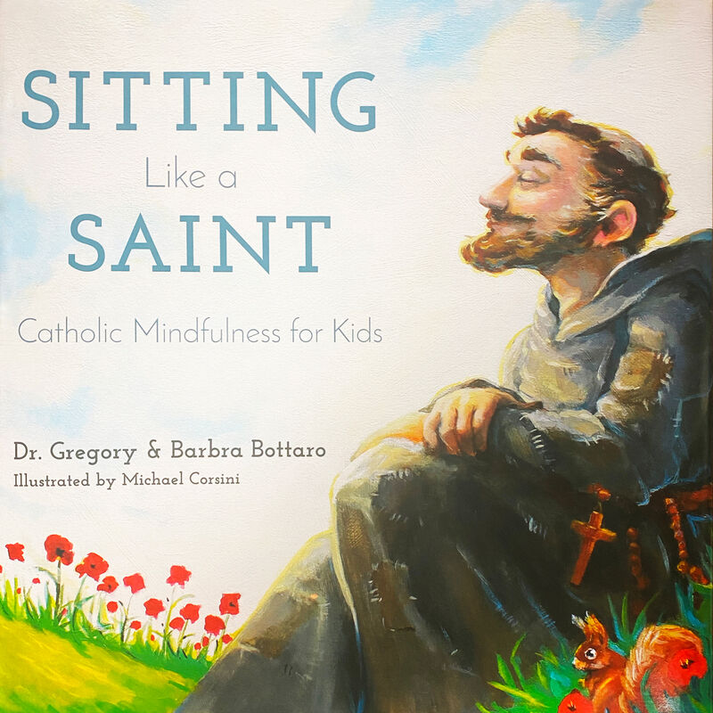 Product image for Sitting Like a Saint image number 0
