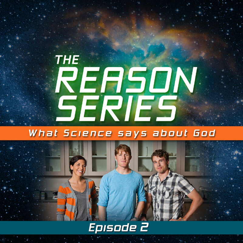 The Reason Series: What Science Says About God image number 0