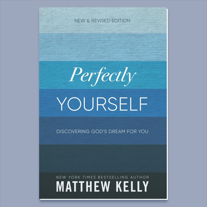 Perfectly Yourself by Matthew Kelly image number 0