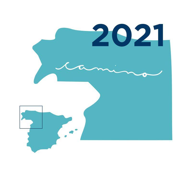 El Camino de Santiago 2021 image number 0