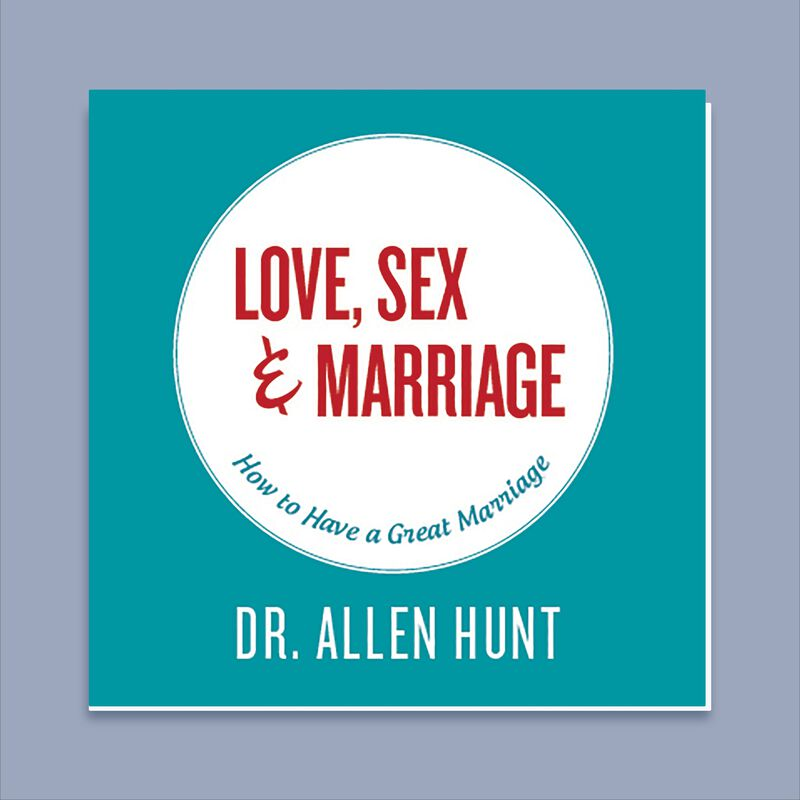 Love Sex And Marriage CD by Allen Hunt image number 0