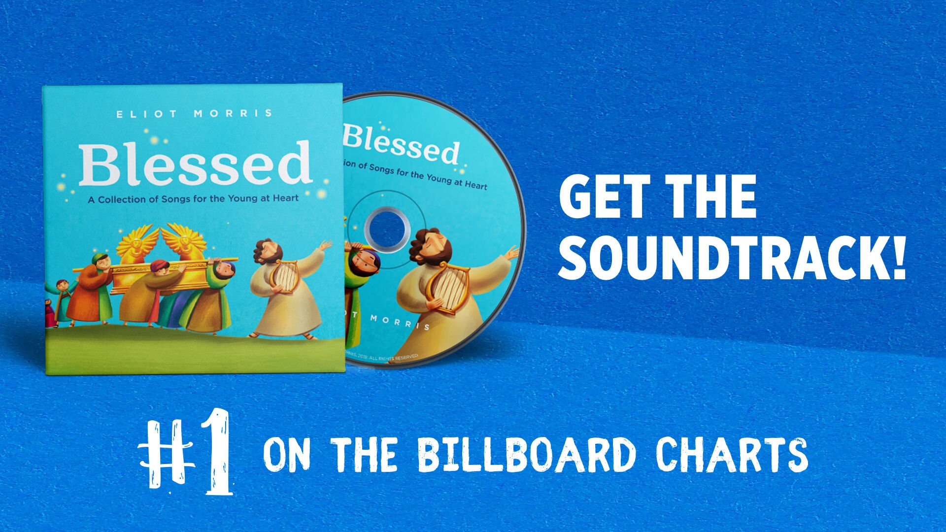 Get the BLESSED Soundtrack