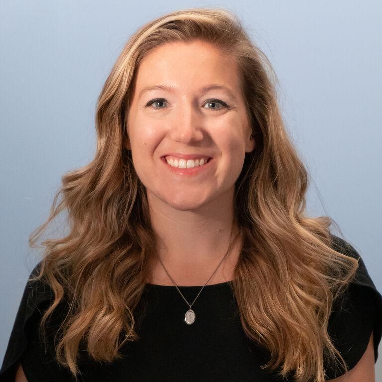 Emalie Huber, Senior Development Officer