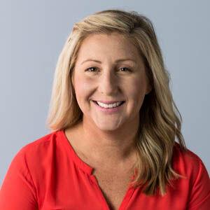 Sarah Hack, Direct Mail Coordinator