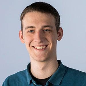Luke Kozak, IT Team Leader