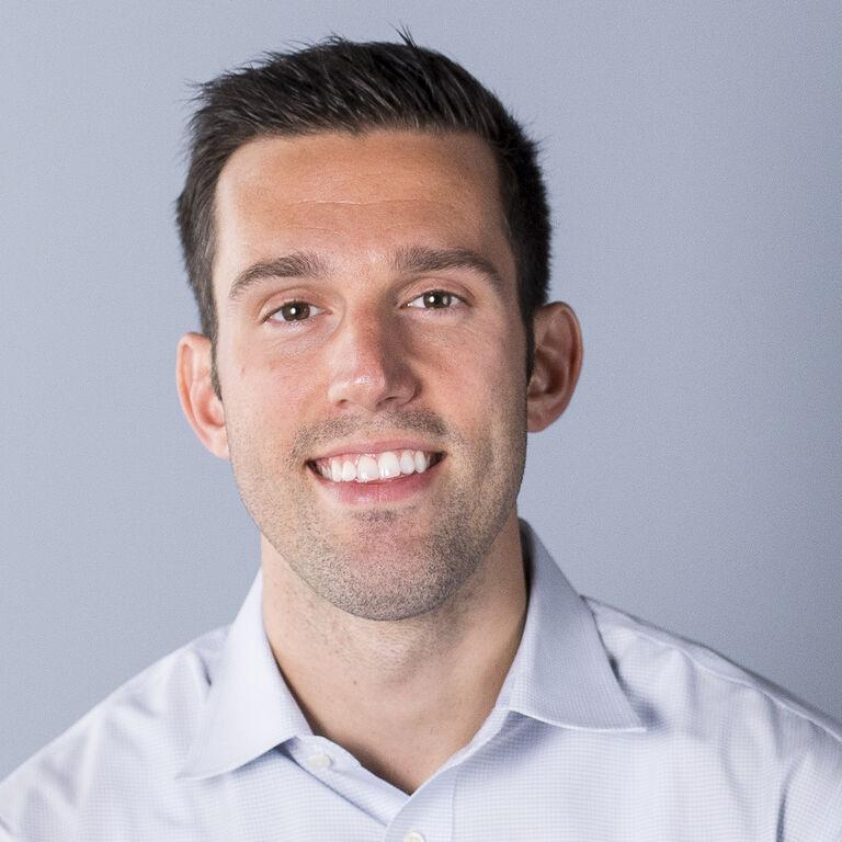 Matt Scherr, Senior Development Officer