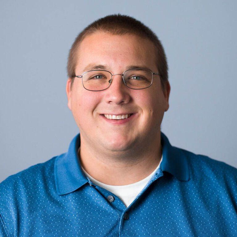 Steve Wandstrat, Maintenance Coordinator