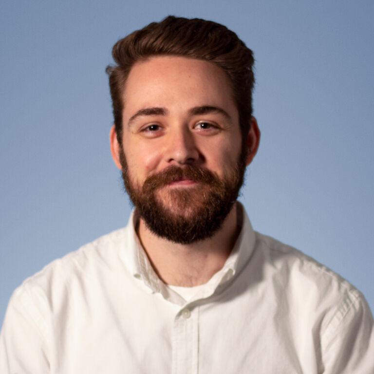 Brandon McGhee, Web Developer