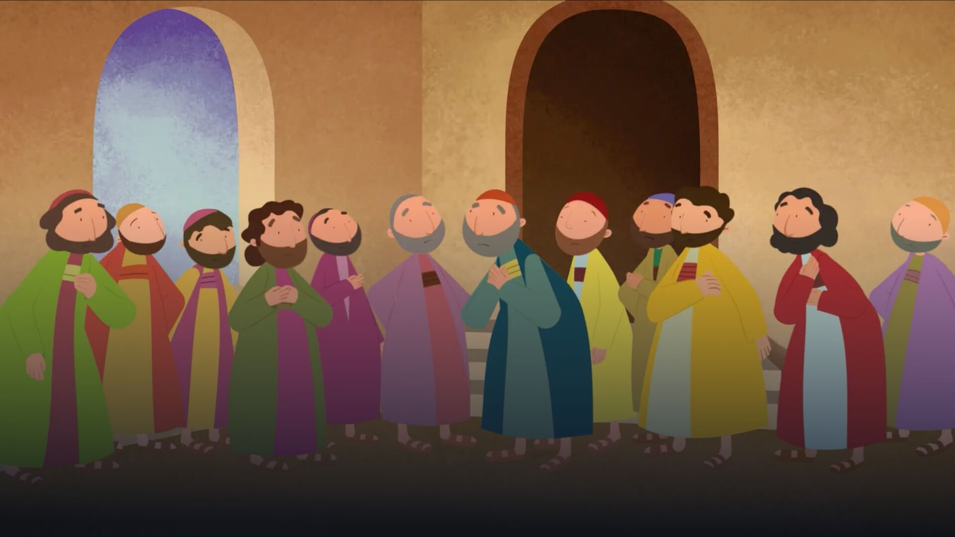 FROM THE BIBLE: PENTECOST